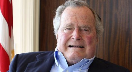Aπεβίωσε σε ηλικία 94 ετών o ο Τζορτζ Μπους ο πρεσβύτερος