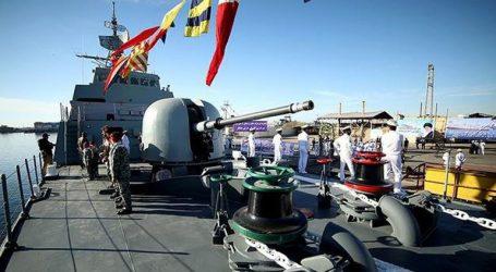 Το ιρανικό Πολεμικό Ναυτικό καθέλκυσε στον Κόλπο ένα «αόρατο» αντιτορπιλικό