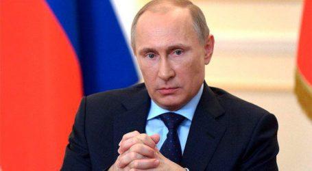 Ο Πούτιν εξέφρασε τα συλλυπητήρια του για τον θάνατο του Τζορτζ Χ. O. Μπους