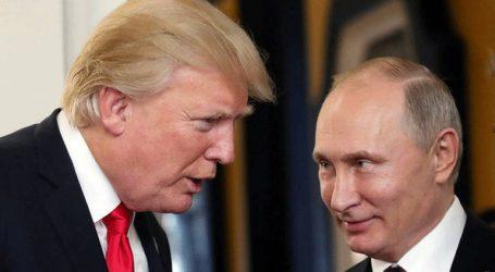 Σύντομη συνάντηση Πούτιν με Τραμπ