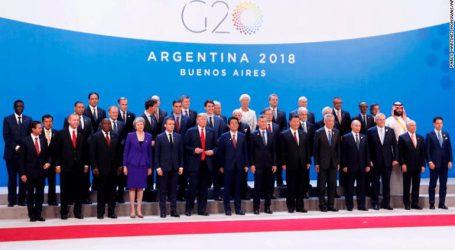 Όλοι οι ηγέτες συμφωνούν για τις μεταρρυθμίσεις στον Παγκόσμιο Οργανισμό Εμπορίου