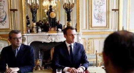 """Με εντολή Μακρόν ο πρωθυπουργός θα δεχθεί εκπροσώπους των """"κίτρινων γιλέκων"""""""