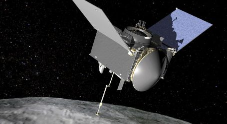 Το OSIRIS-REx φθάνει σήμερα στον αστεροειδή Μπενού απ' όπου θα συλλέξει δείγμα εδάφους