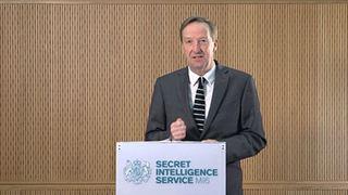 Ο επικεφαλής της MI6 προειδοποιεί τη Ρωσία και σημειώνει την αυξανόμενη ισχύ της Κίνας