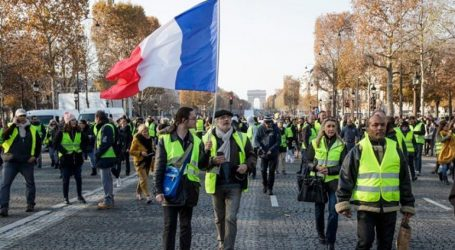 Η συλλογικότητα «Ελεύθερα κίτρινα γιλέκα» δεν θα πάει στο Ματινιόν την Τρίτη