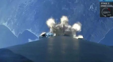 Έθεσε σε τροχιά 64 δορυφόρους ταυτόχρονα