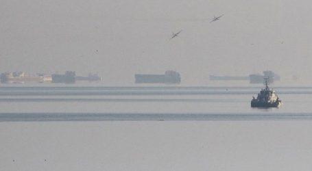 Η Ρωσία έχει «άρει εν μέρει» τον αποκλεισμό των ουκρανικών λιμανιών στην Αζοφική θάλασσα