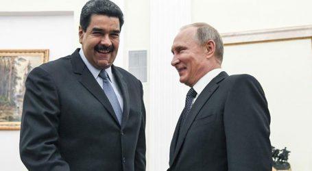 Ρωσία: Η οικονομική βοήθεια προς τη Βενεζουέλα στο επίκεντρο των συνομιλιών Πούτιν