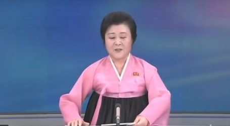 Αποκαθήλωση της εθνικής παρουσιάστριας στη Βόρεια Κορέα