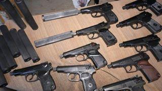 Ανακαλύφθηκε παράνομο οπλοστάσιο στη Σόφια