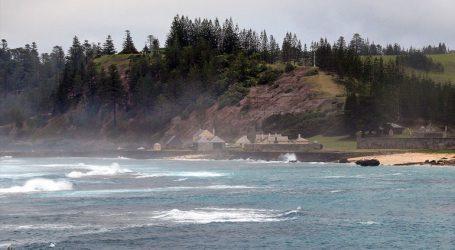 Σεισμός 6 Ρίχτερ βορειοανατολικά της νήσου Νόρφολκ