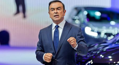 Τη Δευτέρα θα απαγγελθούν κατηγορίες σε βάρος του πρώην προέδρου της Nissan
