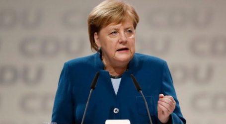 Σε κλίμα συγκίνησης η τελευταία ομιλία της Άνγκελα Μέρκελ ως Προέδρου του CDU