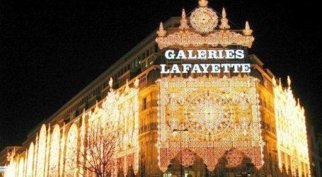 Τα καταστήματα Galeries Lafayette, Printemps και BHV θα παραμείνουν κλειστά το Σάββατο
