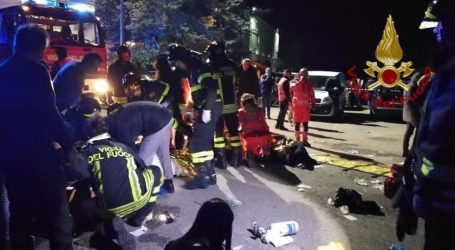 6 νεκροί και εκατοντάδες τραυματίες σε κλαμπ