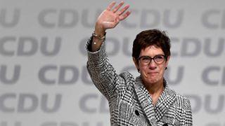 Ποια είναι η νέα αρχηγός του CDU