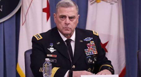 Nέος αρχηγός του γενικού επιτελείου ενόπλων δυνάμεων ο Μαρκ Μίλεϊ