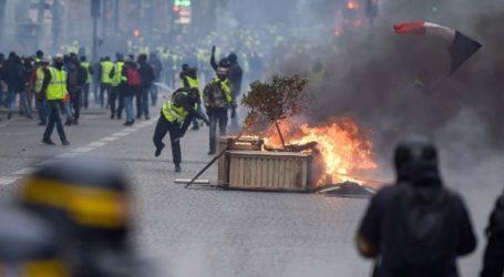 Ντόναλντ Τραμπ: «Θλιβερή ημέρα» στο Παρίσι