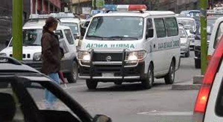 17 νεκροί από σύγκρουση δύο λεωφορείων σε αυτοκινητόδρομο στα δυτικά της χώρας