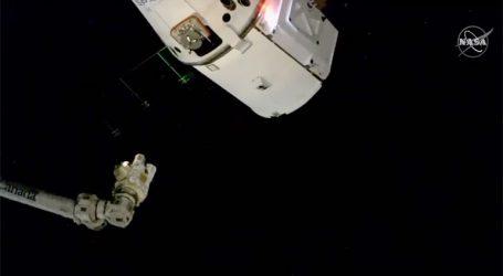Προσδέθηκε στον Διεθνή Διαστημικό Σταθμό το Dragon της SpaceX