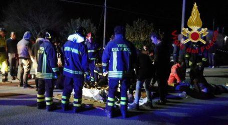 Ανήλικος προκάλεσε τον πανικό στο κλαμπ με έξι νεκρούς ψεκάζοντας με σπρέι