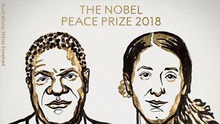 Βραβευθέντες με Νόμπελ Ειρήνης θέλουν να μπει τέλος στην ατιμωρησία των δραστών σεξουαλικών βιαιοπραγιών