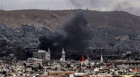 Το συριακό πρακτορείο ειδήσεων SANA ανακάλεσε την είδηση για την αεροπορική επίθεση στη Δαμασκό
