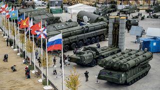 Η Ρωσία έγινε η χώρα με τη δεύτερη μεγαλύτερη παραγωγή όπλων παγκοσμίως το 2017