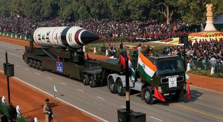 Η Ινδία πραγματοποιεί δοκιμές του διηπειρωτικού βαλλιστικού πυραύλου Agni-V