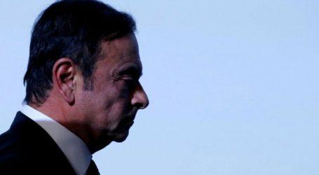 Προσφυγή από τον πρώην πρόεδρο της Nissan κατά της παράτασης κράτησής του