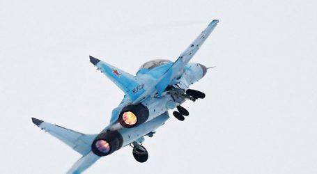 Δείτε το μαχητικό MiG-35 εν δράσει