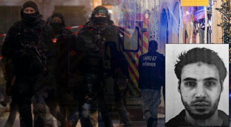 Επιχείρηση στο Στρασβούργο για τον δράστη της επίθεσης