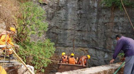 Τουλάχιστον 13 εργάτες παγιδεύτηκαν σε ανθρακωρυχείο