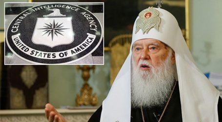 Ο πατριάρχης της Ουκρανίας απένειμε παράσημο στον πρώην διευθυντή της CIA