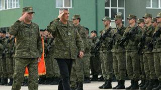 Η Βουλή ενέκρινε τη δημιουργία στρατού παρά την αντίθεση της Σερβίας