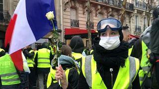 Τα «κίτρινα γιλέκα» είναι αποφασισμένα να ξαναβγούν αύριο στους δρόμους