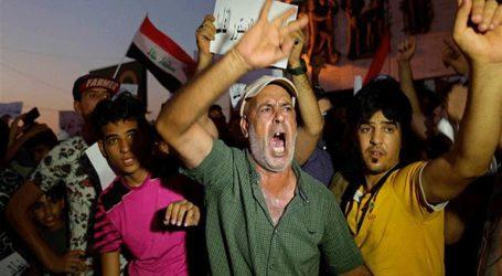 Πραγματικές σφαίρες και δακρυγόνα εναντίον διαδηλωτών στη Βασόρα