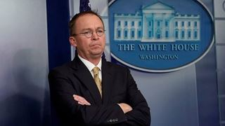 Ο Μικ Μαλβέινι θα αναλάβει υπηρεσιακός προσωπάρχης του Λευκού Οίκου