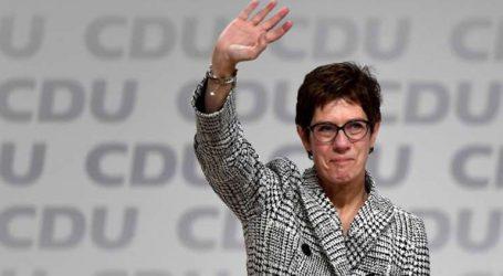 Άνοδο του CDU μετά την εκλογή της νέας ηγεσίας καταγράφει δημοσκόπηση