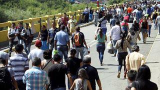 Άλλα δύο εκατομμύρια πολίτες ενδέχεται να εγκαταλείψουν τη Βενεζουέλα το 2019