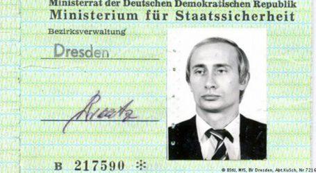 Βρέθηκε η ταυτότητα του Πούτιν στη Stasi