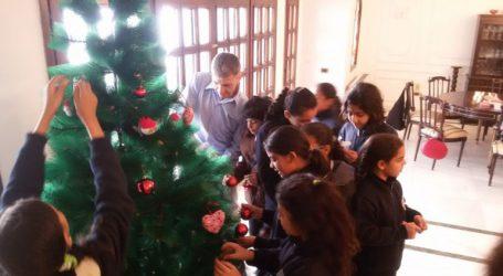 Χριστουγεννιάτικη γιορτή για τους Έλληνες μαθητές