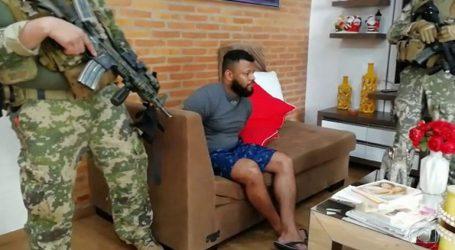 Συνελήφθη Βραζιλιάνος βαρόνος των ναρκωτικών