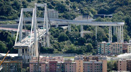 Ξεκινά η κατεδάφιση της μοιραίας γέφυρας
