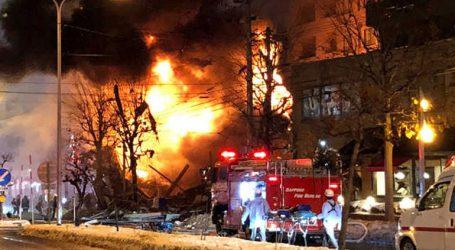 Έκρηξη σε εστιατόριο με 42 τραυματίες