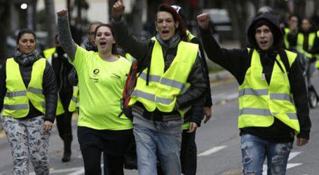Η αστυνομία προετοιμάζεται για διαδηλώσεις εμπνευσμένες από τα κίτρινα γιλέκα»