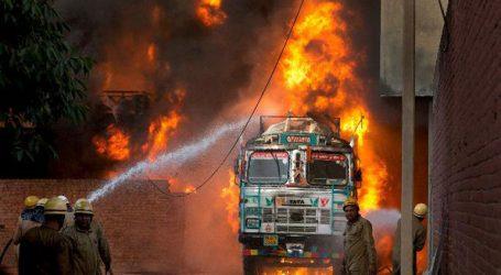 Τουλάχιστον 6 νεκροί και 100 τραυματίες σε πυρκαγιά που ξέσπασε σε νοσοκομείο