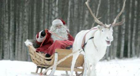 «Η φύση χρειάζεται επίσης τους μικρούς βοηθούς της» λέει ο… Άγιος Βασίλης!