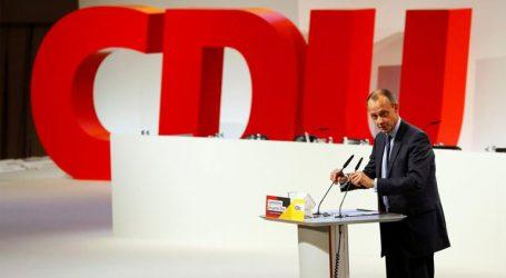 Σε θέση συμβούλου στη CDU;