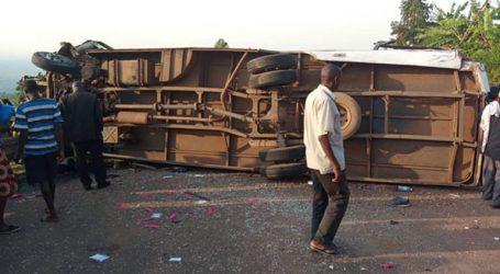 Σκοτώθηκαν σε τροχαίο 19 μέλη του προσωπικού αμερικανικής ΜΚΟ
